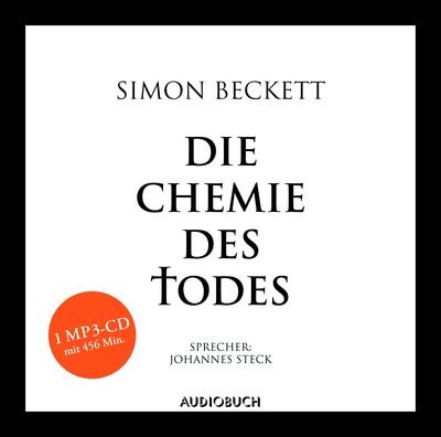 Die Chemie des Todes (MP3-CD)