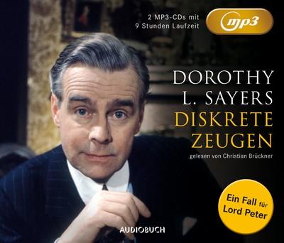 Diskrete Zeugen (MP3-CDs)