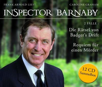 Inspector Barnaby: Die Rätsel von Badger's Drift und Requiem für einen Mörder (Sammelbox)