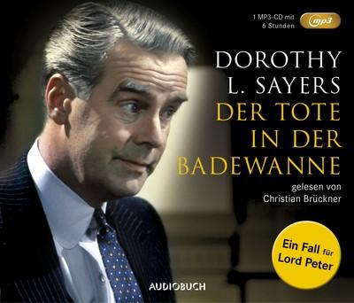 Der Tote in der Badewanne (MP3-CD)