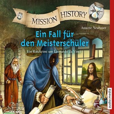 Mission History – Ein Fall für den Meisterschüler