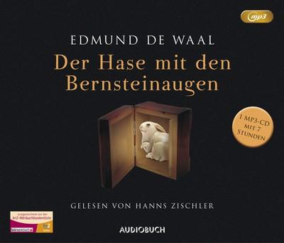 Der Hase mit den Bernsteinaugen (MP3-CD)