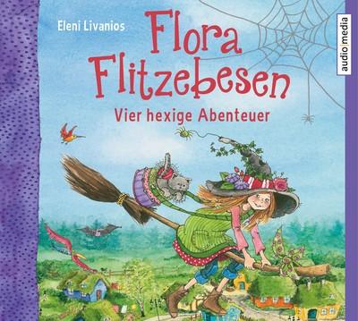 Flora Flitzebesen – Vier hexige Abenteuer