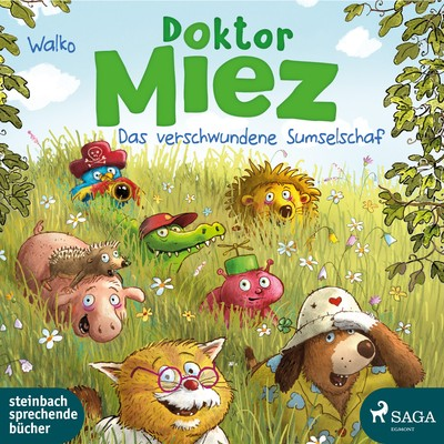 Doktor Miez – Das verschwundene Sumselschaf